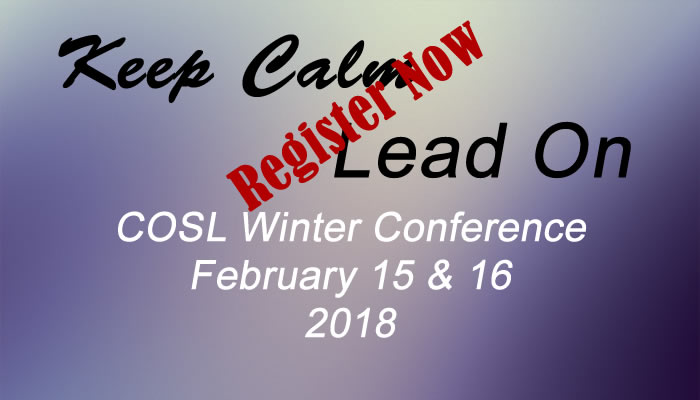 COSL Winter Conference