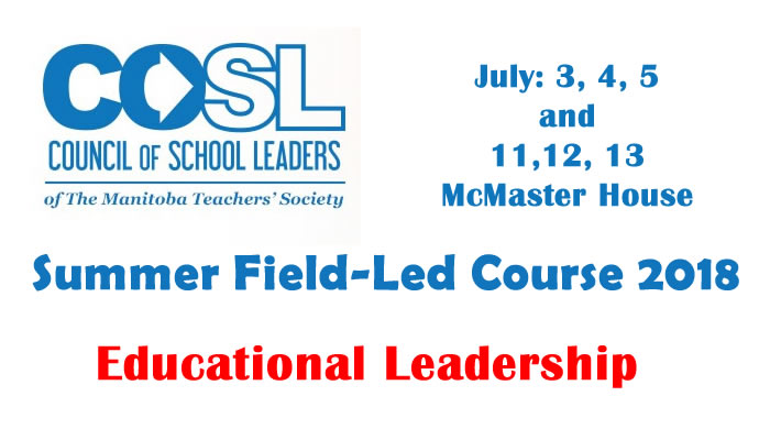 Summer Field-Led Course